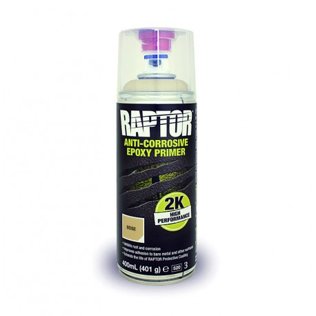 RAPTOR EPOXY 2K-SPRAYDOSE 400ml