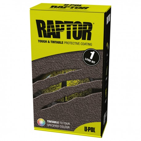 RAPTOR® 1L SET FARBLOS
